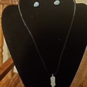 Necklace & Earring Set NWT